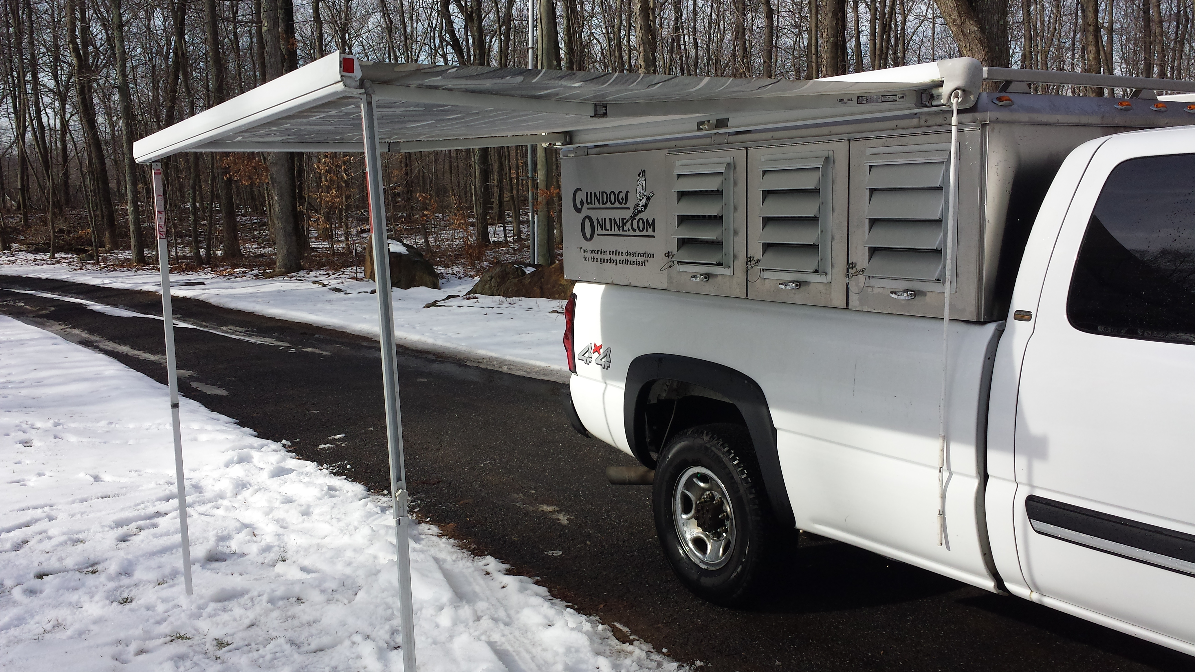 Dog Truck Topper For Sale Woodland Kennel